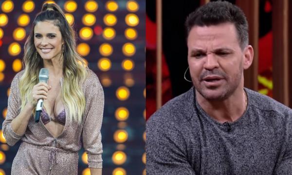Fernanda Lima abre o jogo sobre processo contra Eduardo Costa e suposto 'chilique' na Globo: 'Não entendo esse pedido de desculpas'