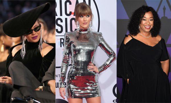 RAINHAS! Beyoncé, Taylor Swift e Shonda Rhimes estão na lista das 100 mulheres mais poderosas do mundo; confira!