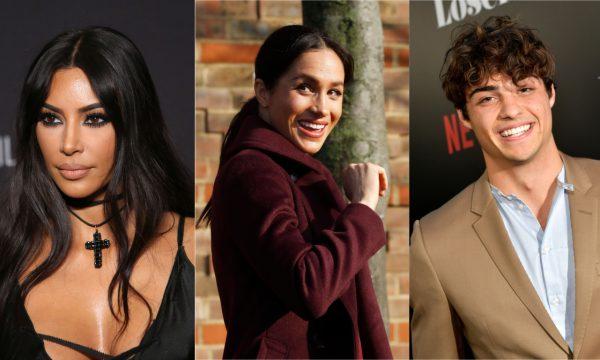 Kim Kardashian, Noah Centineo e Meghan Markle estão entre as celebridades mais requisitadas em famoso site pornô; veja lista completa