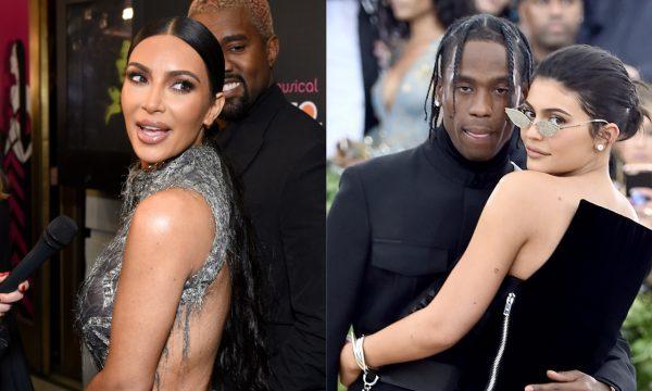 Casados? Kim Kardashian se mostra confusa sobre status do relacionamento de Kylie Jenner e Travis Scott após boatos de traição